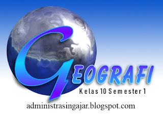 Berdasarkan letaknya laut terdiri dari tiga macam yaitu Soal dan Jawaban Geografi Kelas 10 semester 1 Kurikulum 2013 Pilihan Ganda dan Essay