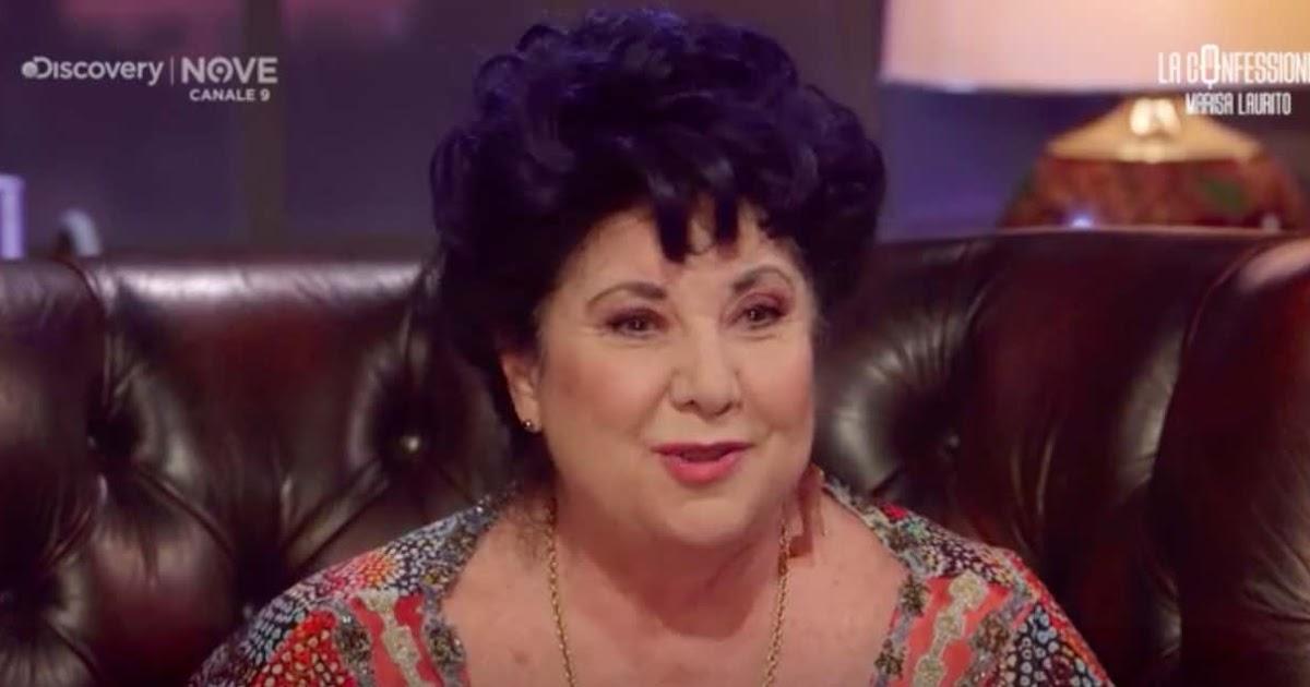 """Marisa Laurito: """"Per togliere la R moscia ho provato ad usare un vibratore"""""""