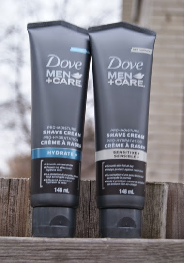 Dove Men + Care Pro-Moisture Shaving Cream