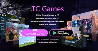 install tc games to run bgmi