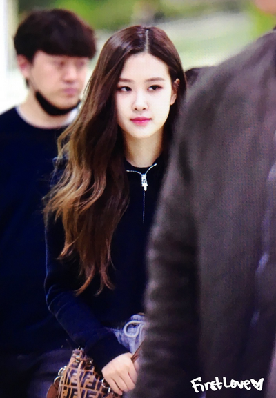 BLACKPINK Airport fashion