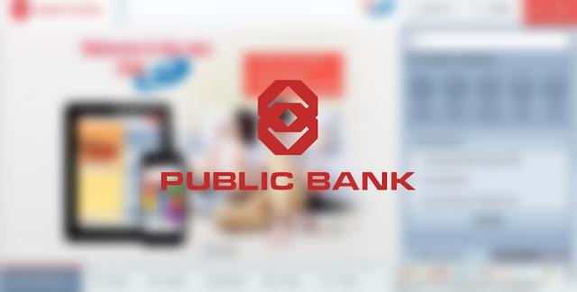 Cara Daftar Public Bank Online Banking 2021 (Login pbebank.com)