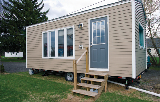 Rochester Studio, Tiny House Nation