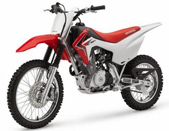 2014 honda crf 125f specs and price the new autocar. Black Bedroom Furniture Sets. Home Design Ideas