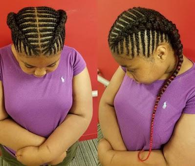 Cute Fishbone Braid Hairstyles