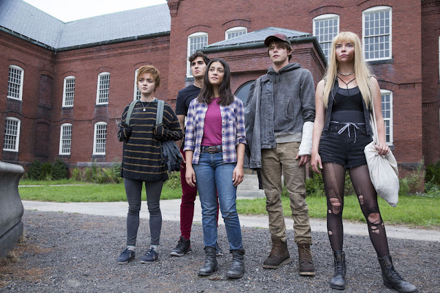 Fotograma Los nuevos mutantes