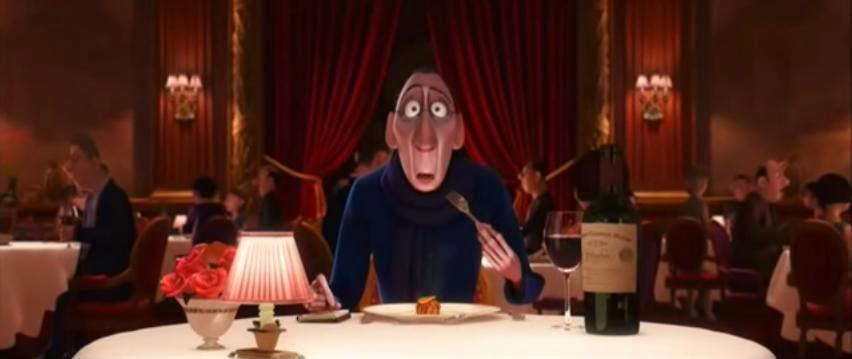 Ratatuille - el fancine - Receta de  Ratatouille - Cine y Gastronomía - Periodismo y Cine - Crítica gastronómica - Escuela Periodismo Manuel Martín Ferrand - EPMMF - el fancine - el gastrónomo - el troblogdita - ÁlvaroGP