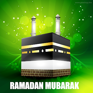 Beautiful Ramadan Mubarak Images.