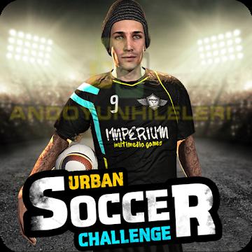 Urban Flick Soccer Challenge Hileli APK