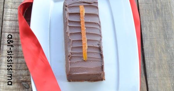 mattonella cioccolato e zenzero