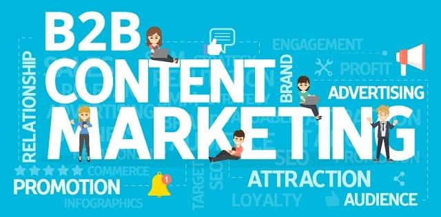 content marketing tips b2b saas companies