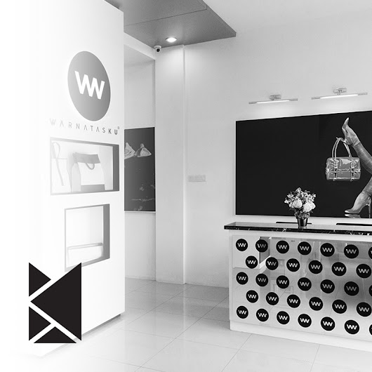 artsitektur.com | Architectural And Interior Solutions: The One with Hi-end Handbag Showroom