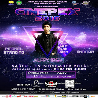 Road to CINEPEX 2016