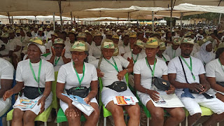NYSC DG Warns Corps Members Against Unauthorized Journeys