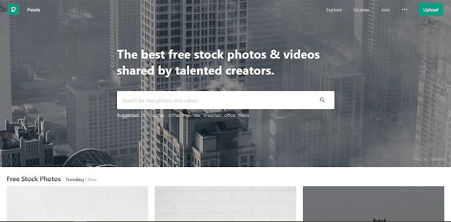 Web/Situs Download Gambar Gratis