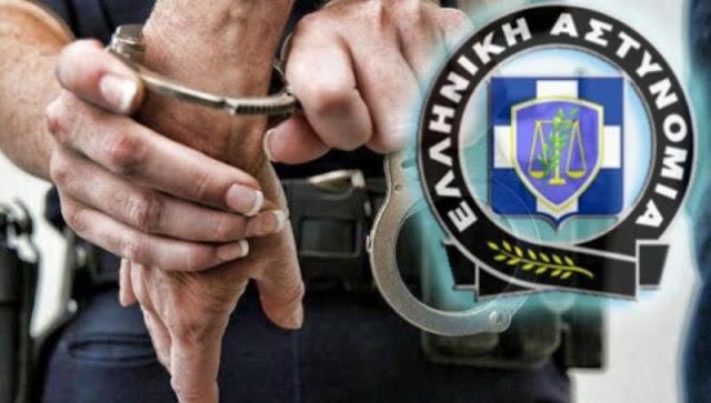 36 συλλήψεις στην Αργολίδα για κλοπές, ναρκωτικά, όπλα και παράνομη διαμονή στη χώρα