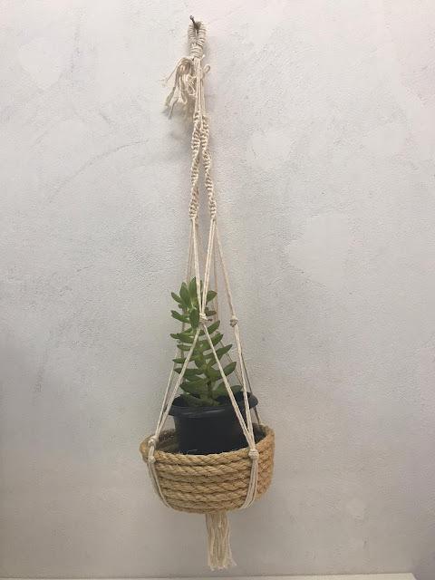 Macramê Plant Hanger