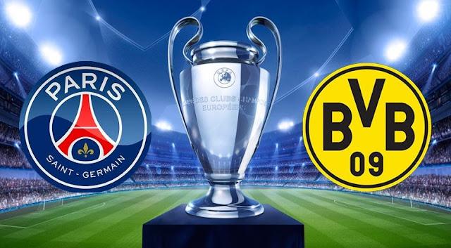 موعد مباراة باريس سان جيرمان وبوروسيا دورتموند بث مباشر بتاريخ 11-03-2020 دوري أبطال أوروبا