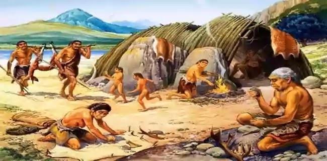 প্রাচীন ভারতের ইতিহাসের যুগ বিভাজন