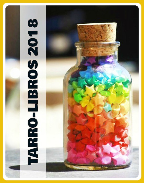 Tarro-libros 2018 (total recaudado ... 2€)