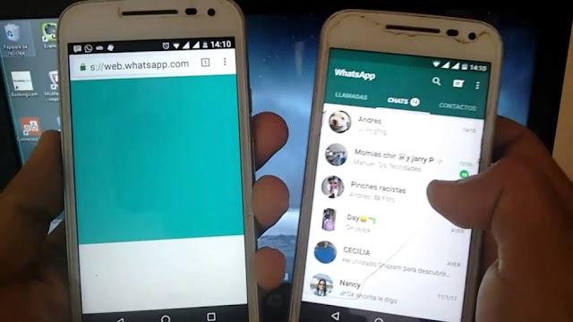 Así te pueden espiar el WhatsApp desde otro móvil de una forma sencilla