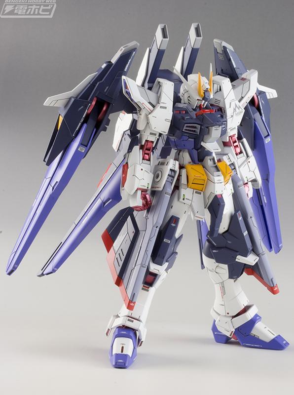 Custom Build Hgbf 1144 Amazing Strike Freedom Gundam Detailed
