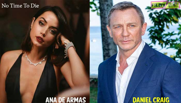 No Time To Die Daniel Craig Ana de Armas Images Movie