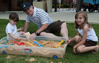 Image: Sandbox by Chris McCorkle on Flickr