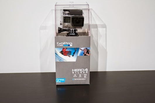 Unboxed Overview – GoPro Hero4 Silver