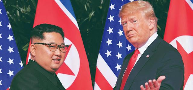 El presidente estadounidense, Donald Trump, retiró ayer por sorpresa las últimas sanciones económicas impuestas a Corea del Norte, en aparente referencia a las anunciadas este jueves contra dos navieras chinas por ayudar a Corea del Norte con el abastecimiento de petróleo.