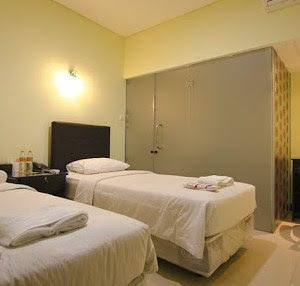 Kamar Hotel Salon Fora Bandung