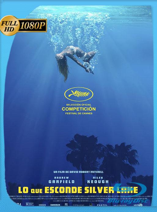 El Misterio de Silver Lake (2018) 1080p BRRip Latino [Google Drive] Tomyly