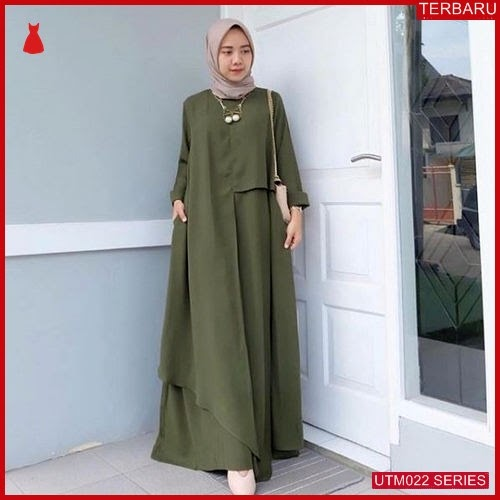 UTM022M46 Baju Miza Muslim Dress UTM022M46 016 | Terbaru BMGShop