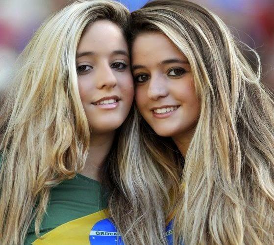 Brazil Girls Fans
