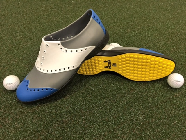 new product ea4c6 03cad I started playing golf in the 1980s. Back then, golf shoes were made of  leather and thick, unforgiving soles, with metal spikes. What they lacked  in comfort ...