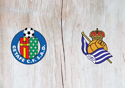 Getafe vs Real Sociedad -Highlights 29 June 2020