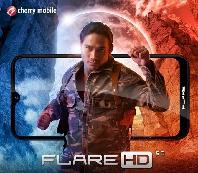Cherry Mobile Flare HD 5.0 Specs, Price, Availability