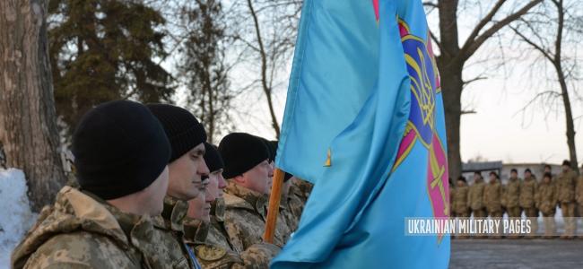 Особовий склад повітряного командування «Схід» вперше заступив на бойове чергування в системі протиповітряної оборони України