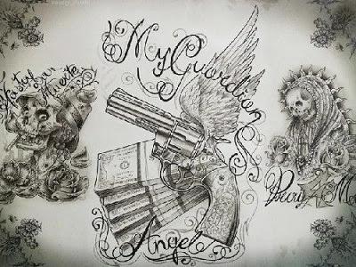 Gun tattoo ideas