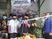 Syahrul Yasin Limpo Kirim Mesin Pengering Jagung Ke Lamsel