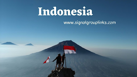 Indonesia Signal Group links