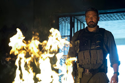 Triple Frontier 2019 Netflix movie still Ben Affleck