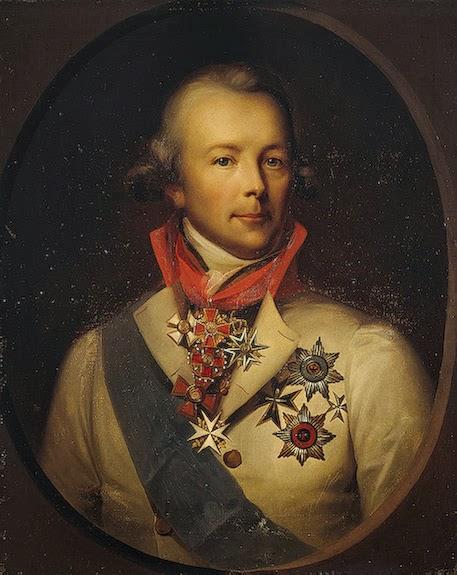 Count Pyotr Alexeevich Palen