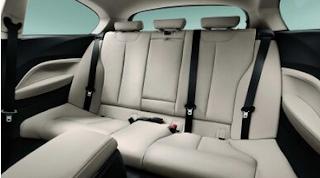 Tempat duduk New BMW M135i