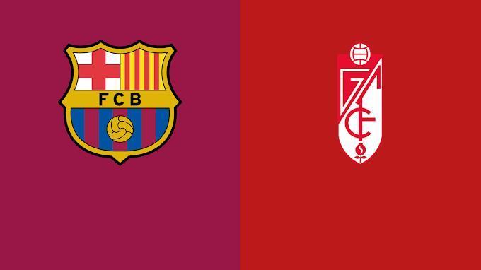 مشاهدة مباراة برشلونه وغرناطة بث مباشر اليوم 20/09/2021 الدوري الاسباني