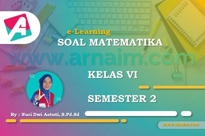 e-Learning | Soal Matematika - arnaim.com