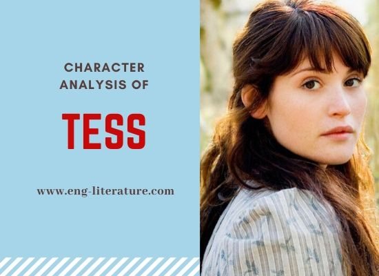 "Character Analysis of Tess in Hardy's ""Tess of the d'Urbervilles"""