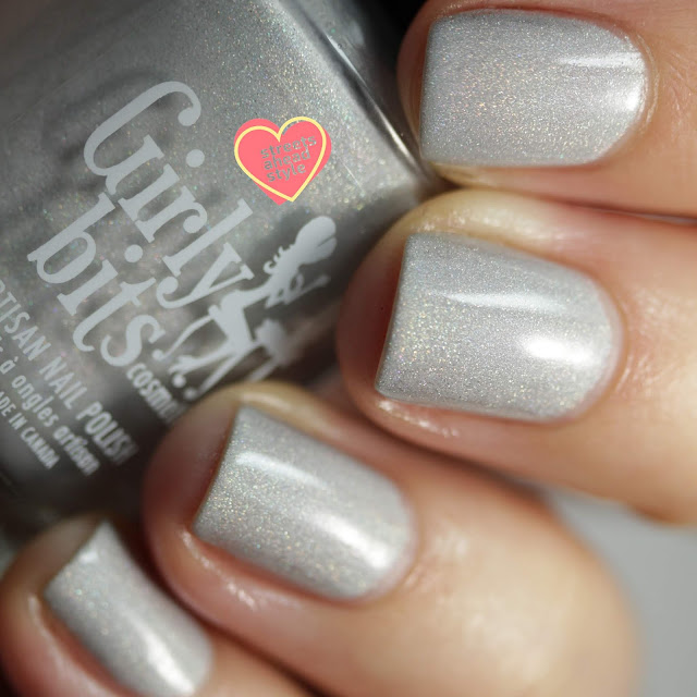 Girly Bits Brrr-ch Please swatch by Streets Ahead Style
