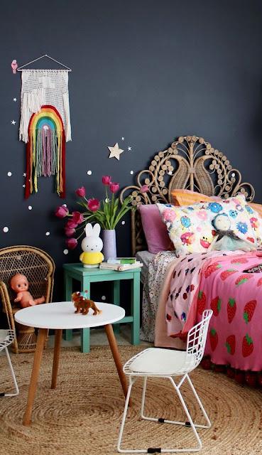 غرف نوم أطفال بنات رائعة