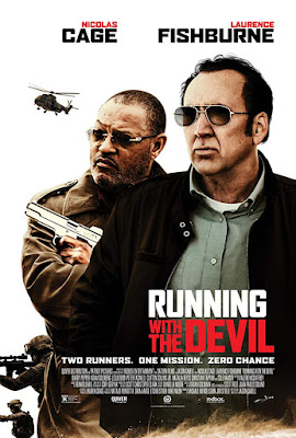 Running With the Devil 2019 English 720p WEB-DL 800MB ESubs